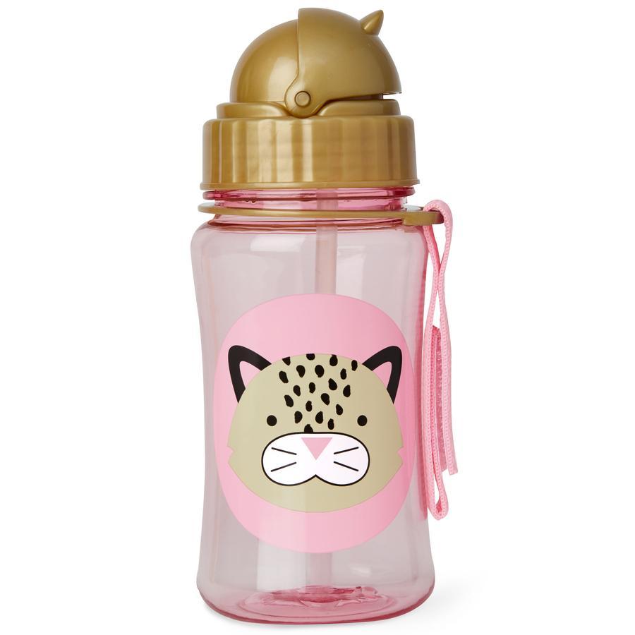 SKIP HOP Zoo Zoo bottiglia per bambini, Leopard London