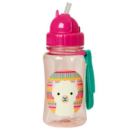 SKIP HOP Zoo Kindertrinkflasche, Lama Luna