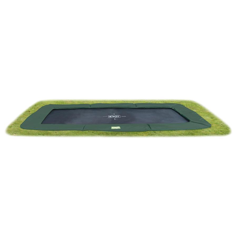WTerra GroundLevel 244x427cm (8x14 Ft) zielony + siatka bezpieczeństwa