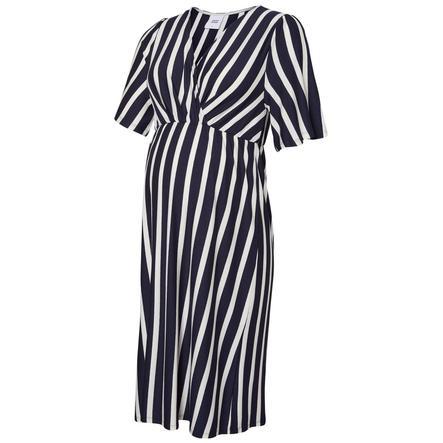 mama;licious Těhotenské šaty MLBECKY navy blazer