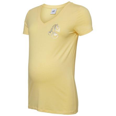 mama licious Gravid shirt ML CHERRY Snapdragon