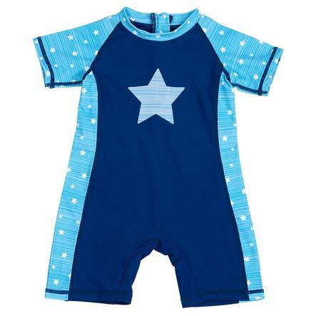 DIMO-TEX Kombinezon surfingowy Gwiazdy Niebieski