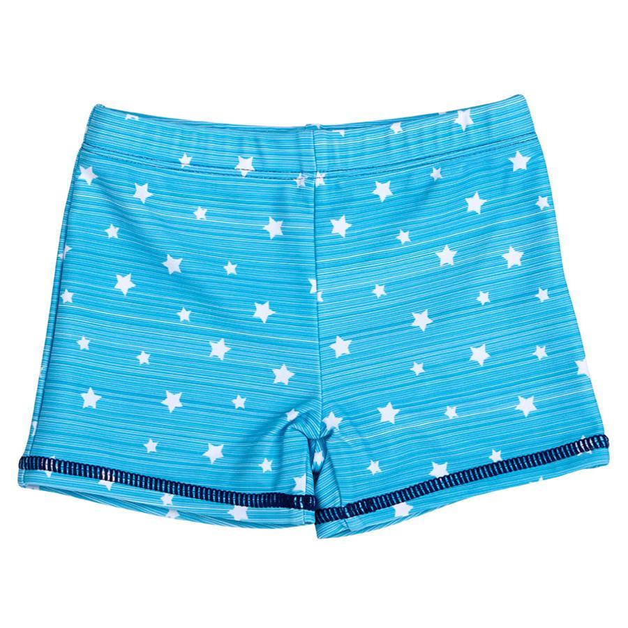DIMO-TEX Retrobadehose Stars Blau