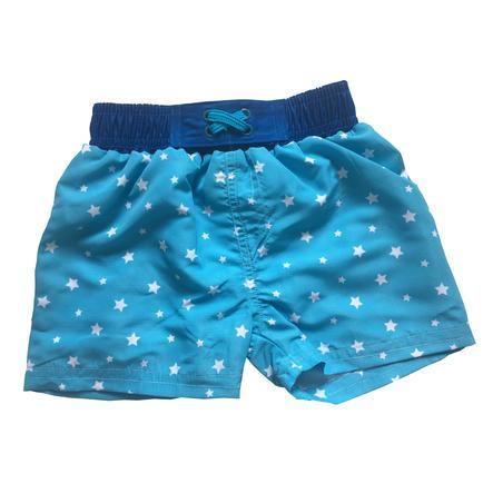 DIMO-TEX Pantalón Corto de Baño Stars Azul