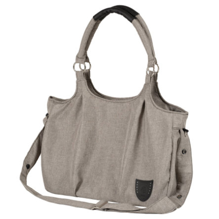 Hartan Wickeltasche Smart bag Taupe Star (627)