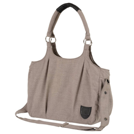 Hartan Sac à langer Smart bag beige check, 2019