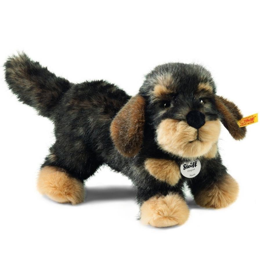 STEIFF Perro salchicha de pelo largo Moritz