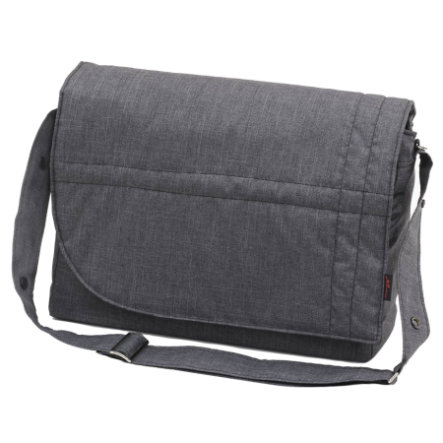 Hartan Wickeltasche City bag Grey Spot (633)
