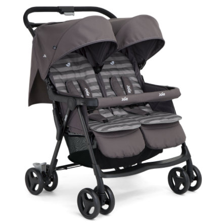 Joie Zwillingsbuggy AireTwin Dark Pewter