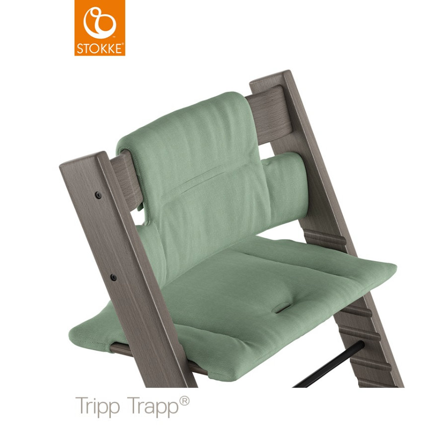 STOKKE® Tripp Trapp® Classic Baby Sitzkissen Timeless Green