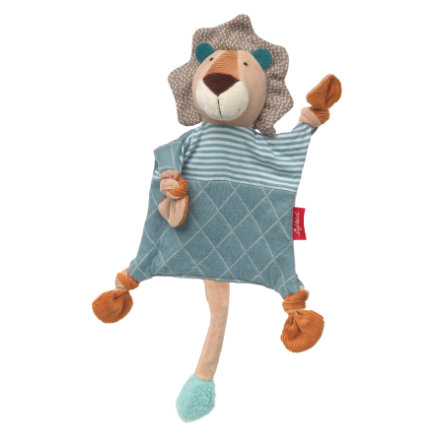 sigikid® Doudou lion, Urban Baby Edition