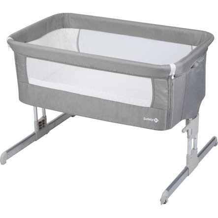 Safety 1st Beistellbett Calidoo Warm Grey