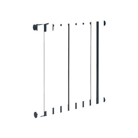 Safety 1st Barrière de sécurité enfant Easy Close métal noir 73-80 cm