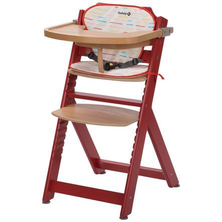 Safety 1st Kinderstoel Timba met Zitkussen Red Rasberry