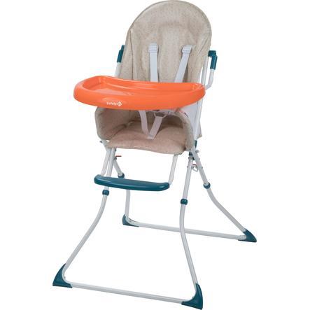 Bezpečnost 1. vysoká židle Kanji Happy Day