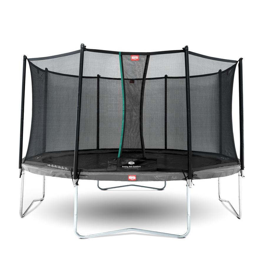 BERG Favorit Grey 430 + Sicherheitsnetz Comfort