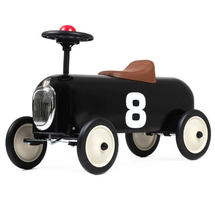 Baghera Carro Racer Schwa rz