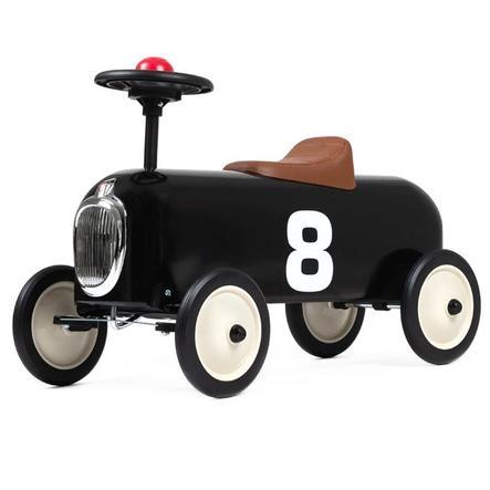 Baghera Racer Černá skluzavka