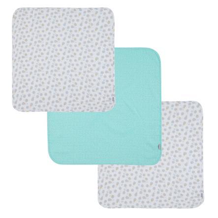 bébé-jou® Mulltücher Miffy 3er-Pack 70 x 70 cm