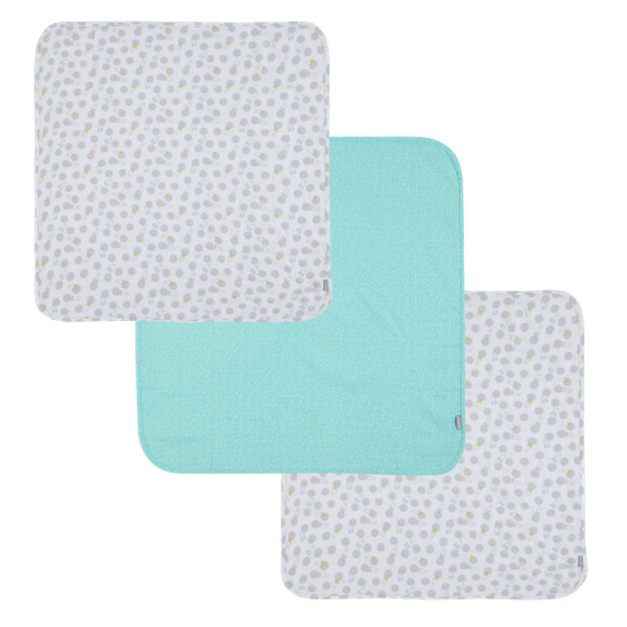 bébé-jou® Filt Miffy 3-pack 70 x 70 cm