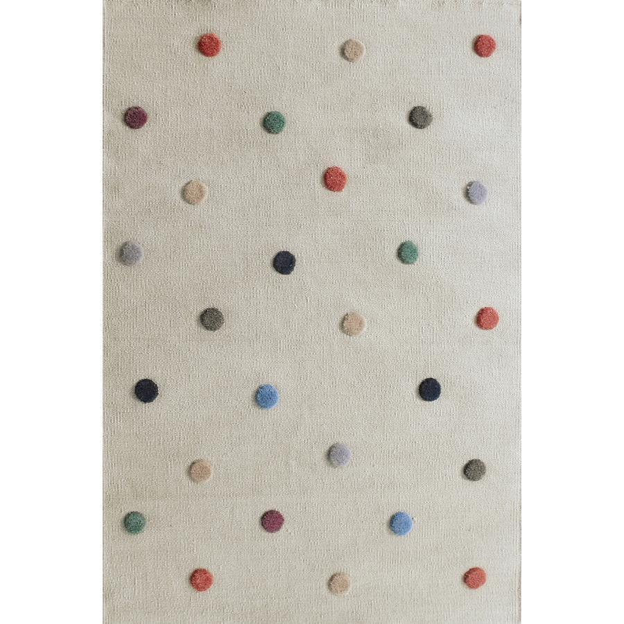LIVONE Koberec Happy Rugs Spot natur/barevná 100 x 160 cm