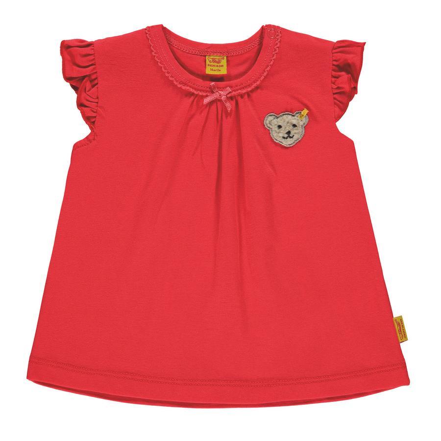 Steiff Girl s T-Shirt z ramieniem skrzydłowym