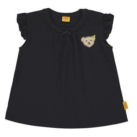 Steiff Girl s T-Shirt , bleu