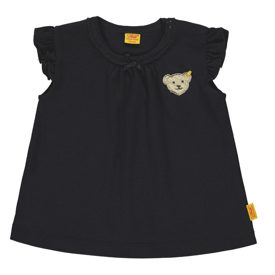 Steiff Girl s T-Shirt , blu