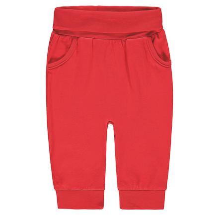 Steiff Girl pantalon de survêtement, rouge