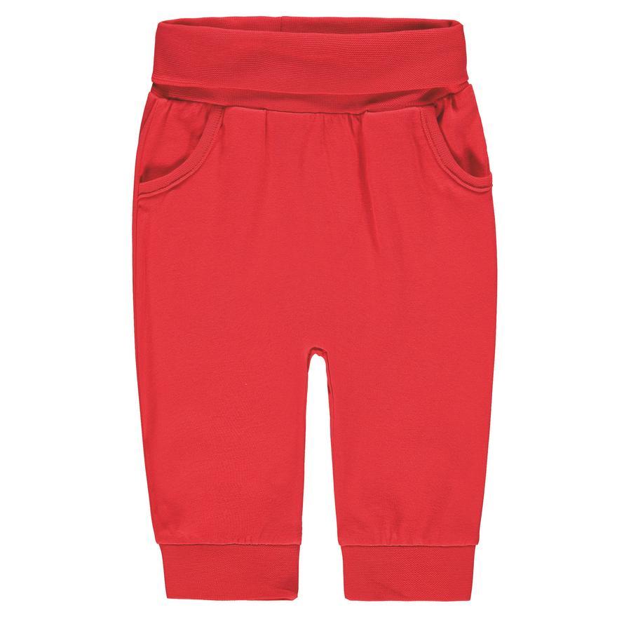 Steiff Girls joggebukse, rød