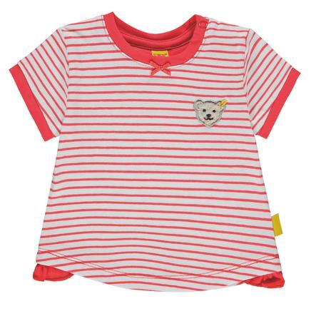 Steiff Girls T-Shirt, hibiscus