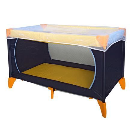REWA Pantalla de insectos para la cama de viaje blanca