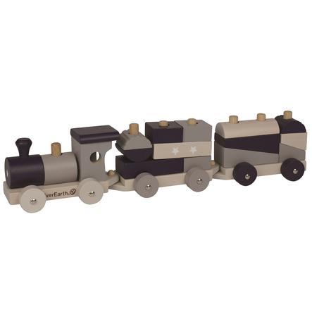 EverEarth® Figurine train, bois