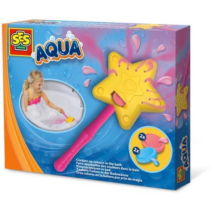 SES Creative® AQUA Zaubere Farben in der Badewanne