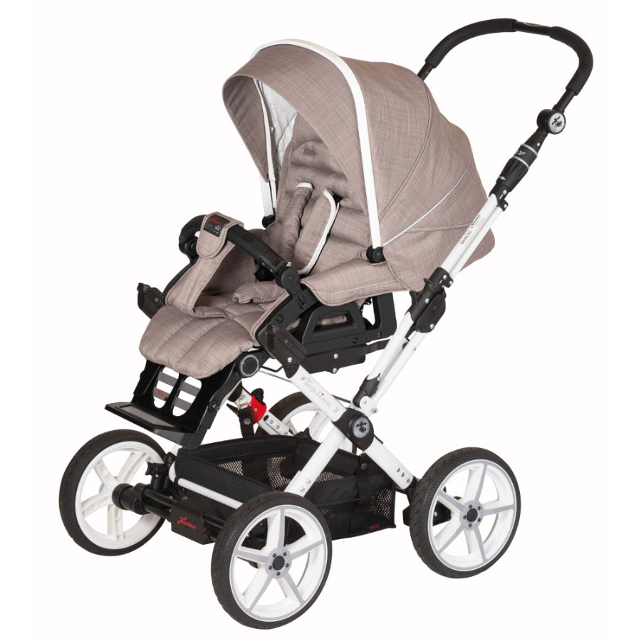 Hartan Sittvagn Topline X med handbroms Little Family (636)