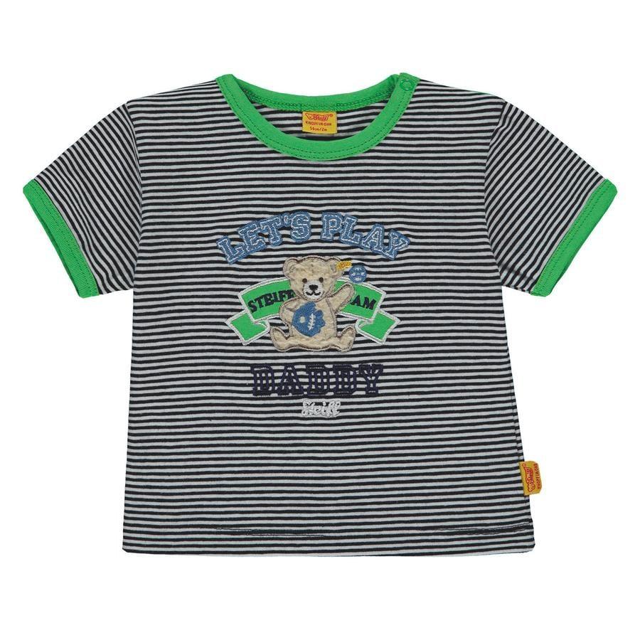 Steiff Boys T-skjorte, marine