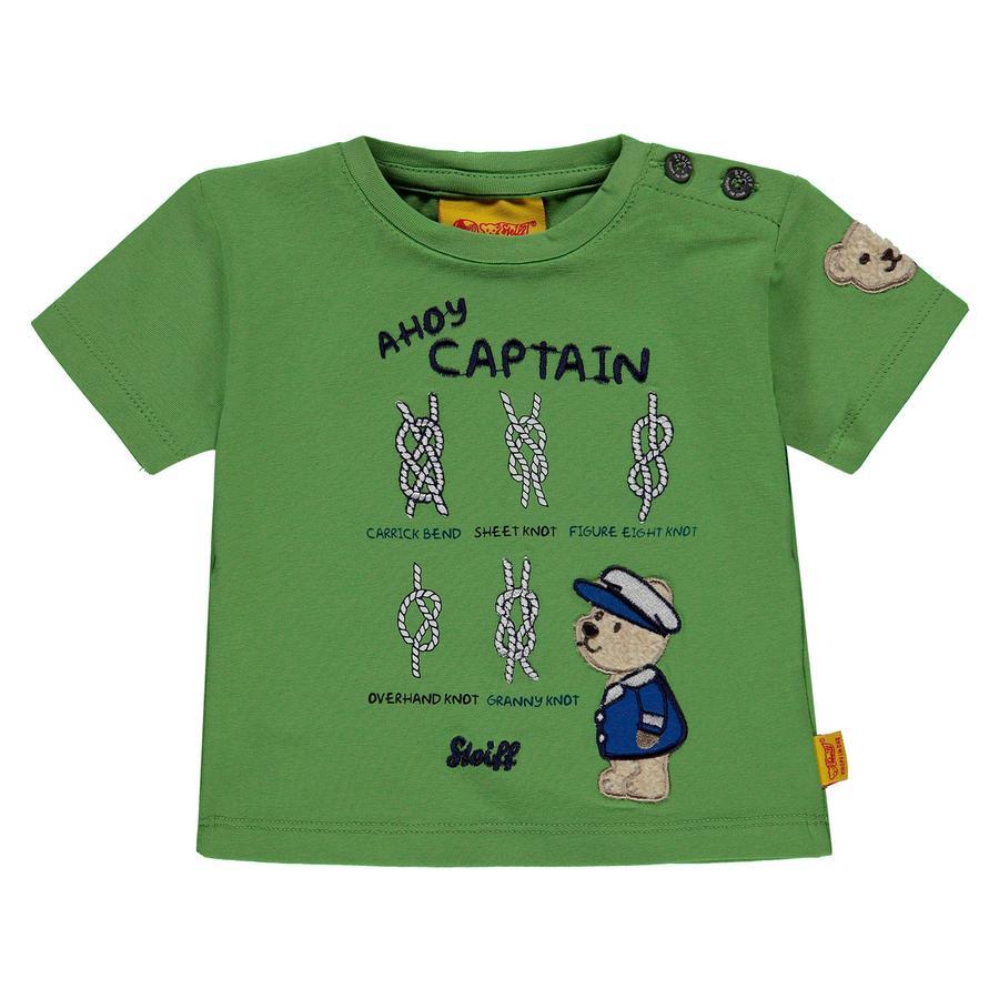 Steiff Boys T-Shirt, grün