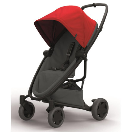 Quinny Buggy Zapp Flex Plus Red on Graphite