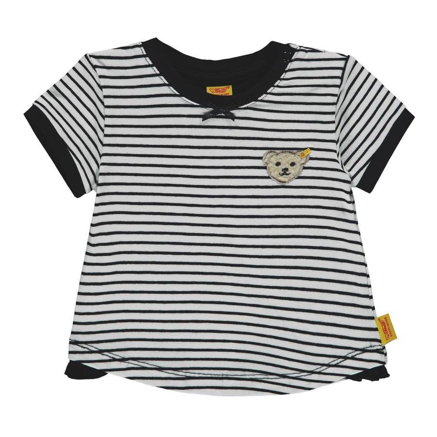 Steiff Girls T-Shirt, marine