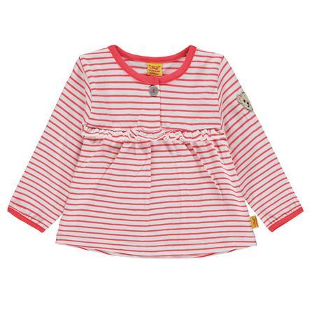 Steiff Girl s Tunic, czerwony.