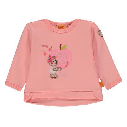 Steiff Girls Sweatshirt, rosa