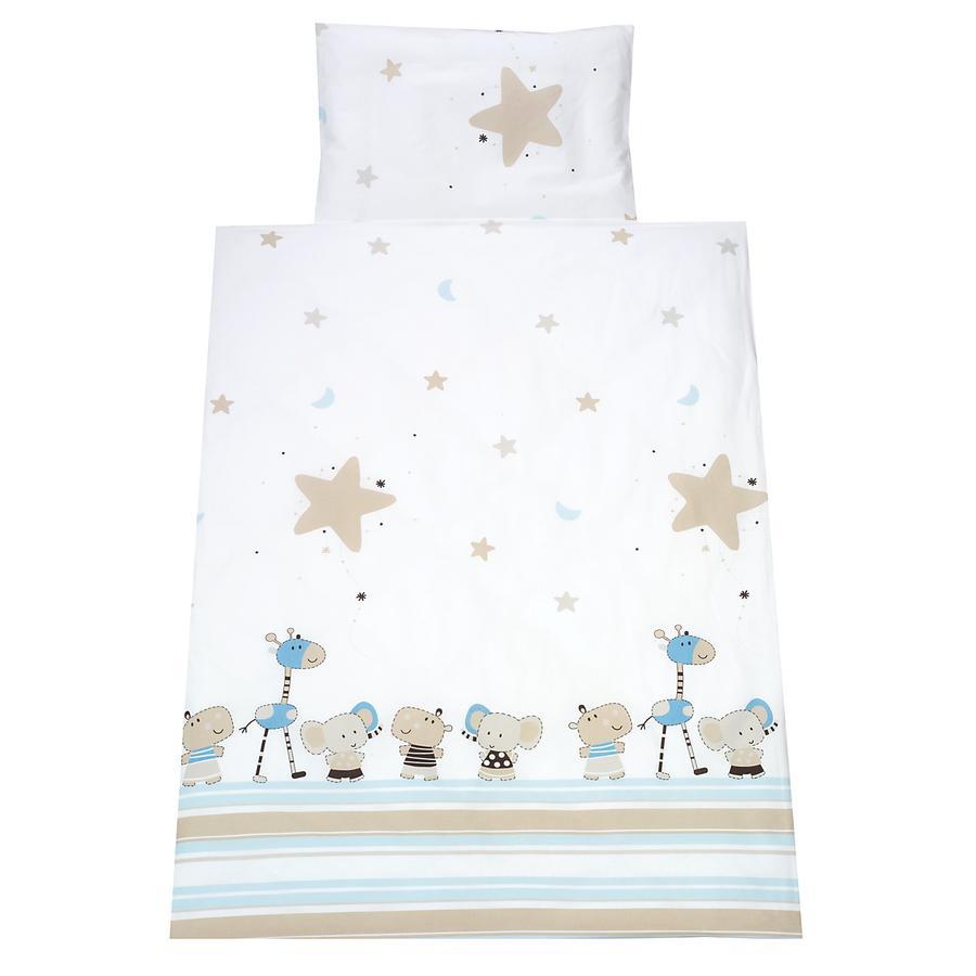 Schardt 2-delt sengetøy 100 x 135 cm Banjo blå