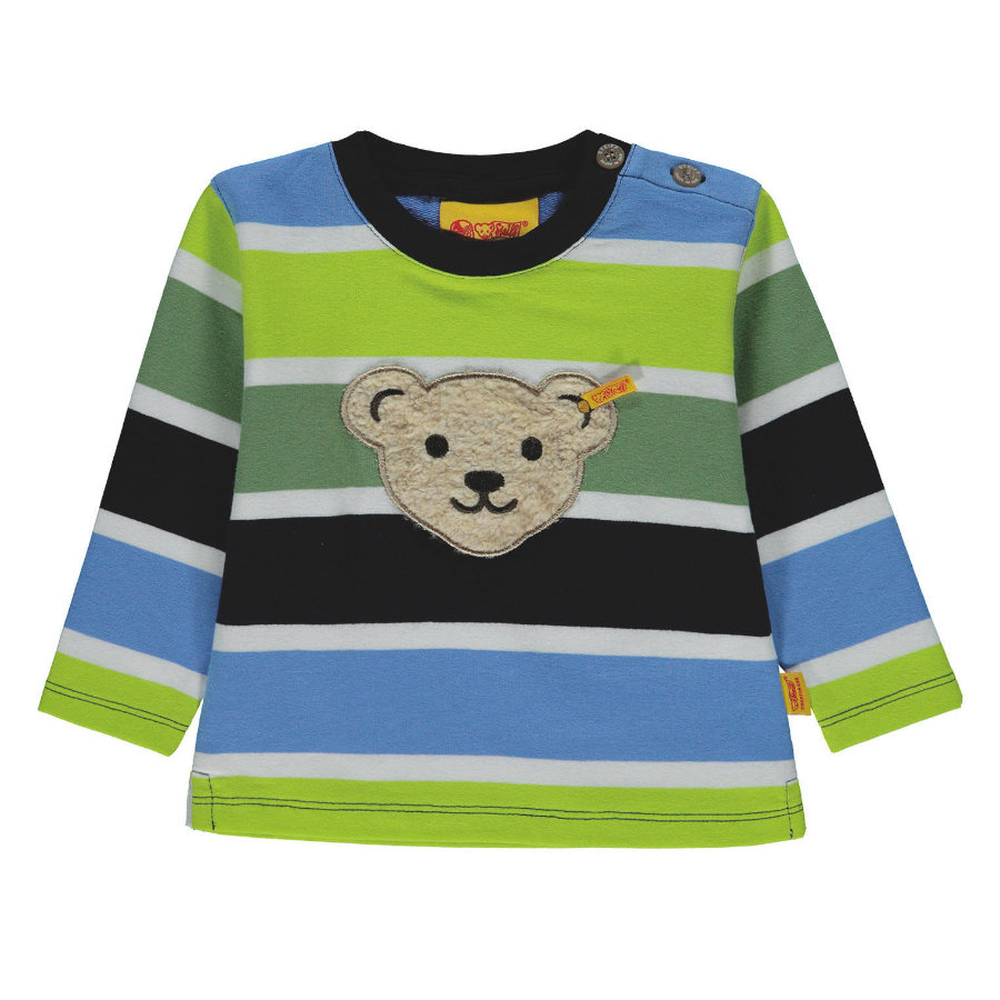 Steiff Boys Sweatshirt, stripe