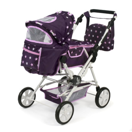 Bayer Chic 2000 Station Wagon-bambole carrello ROAD STAR STARS bromo Mirtillo NUOVO