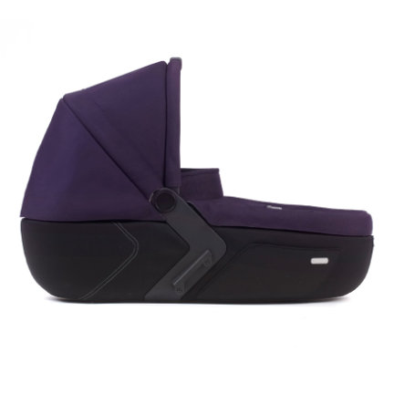 Mutsy IGO Lite Carrycot Purple