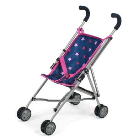 BAYER CHIC 2000 Mini-Buggy ROMA Stars marine