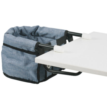 BAYER CHIC 2000 Krzesełko do karmienia lalek Jeans blue
