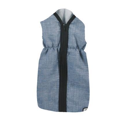 BAYER CHIC 2000 Puppen-Schlafsack Jeans blue