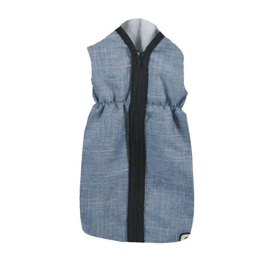 BAYER CHIC 2000 Sovepose til dukke - Jeans blue