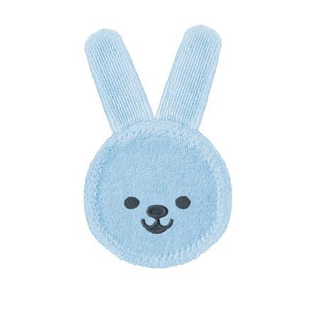 MAM Mundpflege-Häschen blau